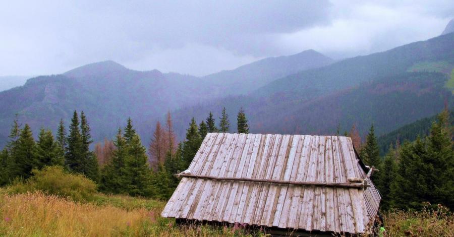 Hala Stoły w Tatrach - zdjęcie