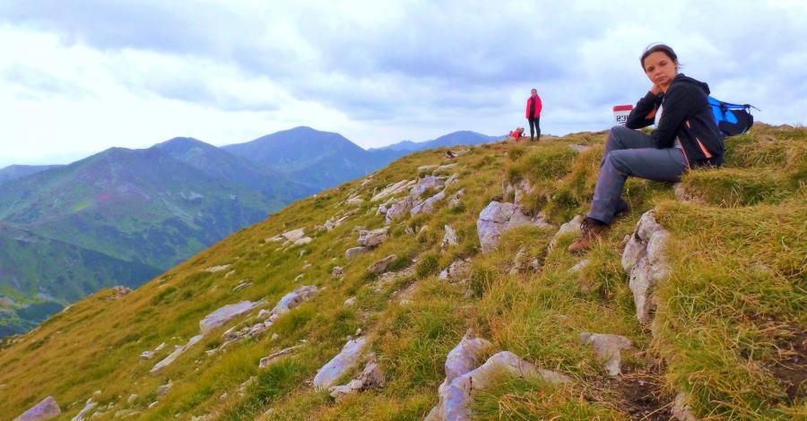 Ciemniak w Tatrach - zdjęcie