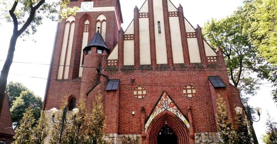 Kościół Wniebowzięcia NMP w Miasteczku Śląskim - zdjęcie