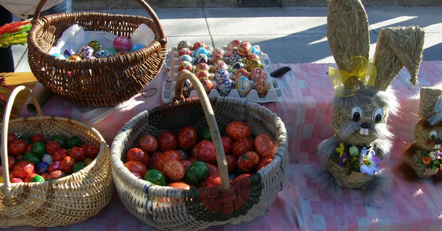 Jarmark Wielkanocny w Białymstoku - zdjęcie