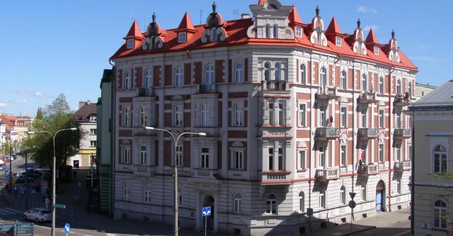 Kamienica Ginzburga w Białymstoku - zdjęcie