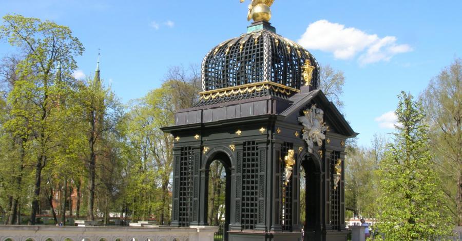 Altana pod Orłem w Białymstoku - zdjęcie