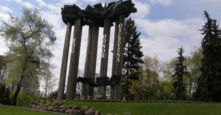 Pomnik Bohaterów Ziemi Białostockiej w Białymstoku - zdjęcie