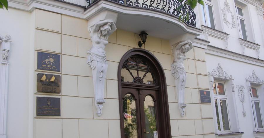Willa pod Kariatydami w Białymstoku - zdjęcie