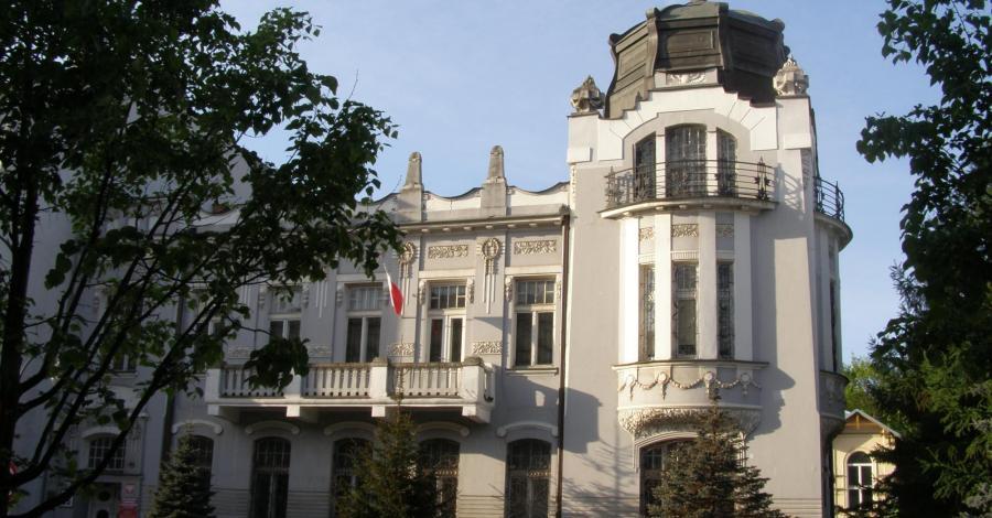 Pałac Nowika w Białymstoku - zdjęcie