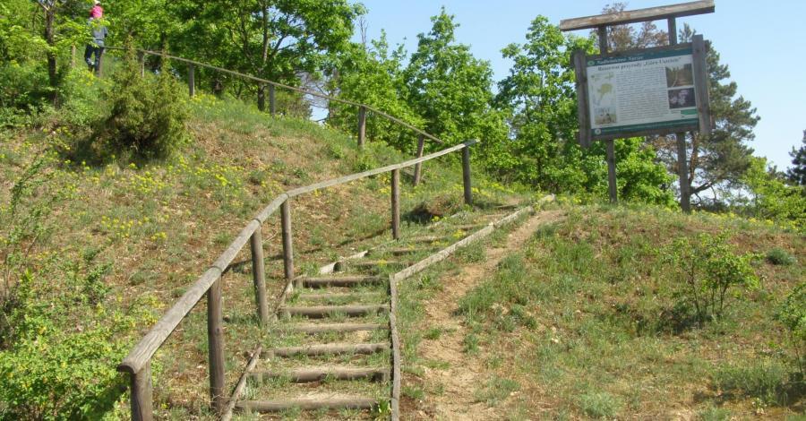 Góra Uszeście w Mielniku - zdjęcie