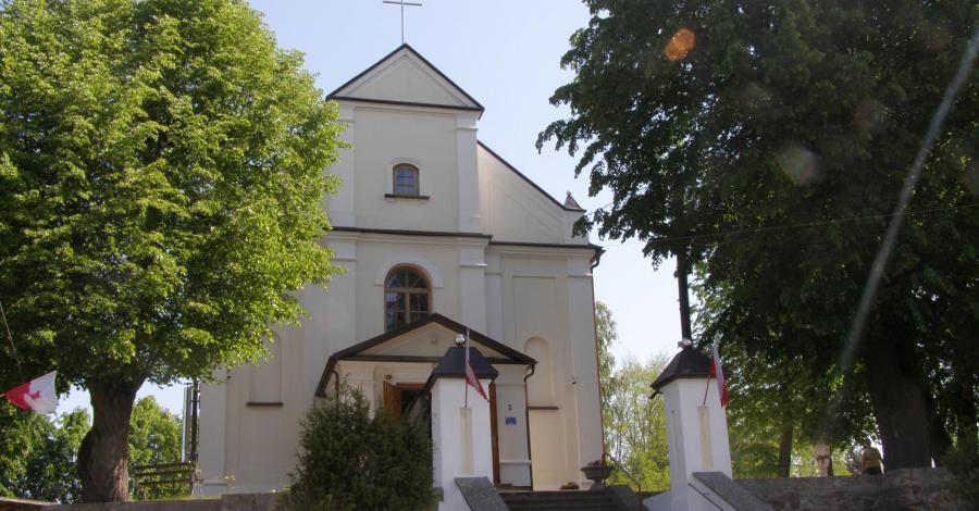 Kościół Przemienienia Pańskiego w Mielniku - zdjęcie