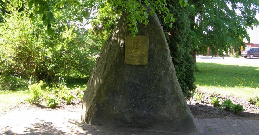 Obelisk unii mielnickiej w Mielniku - zdjęcie