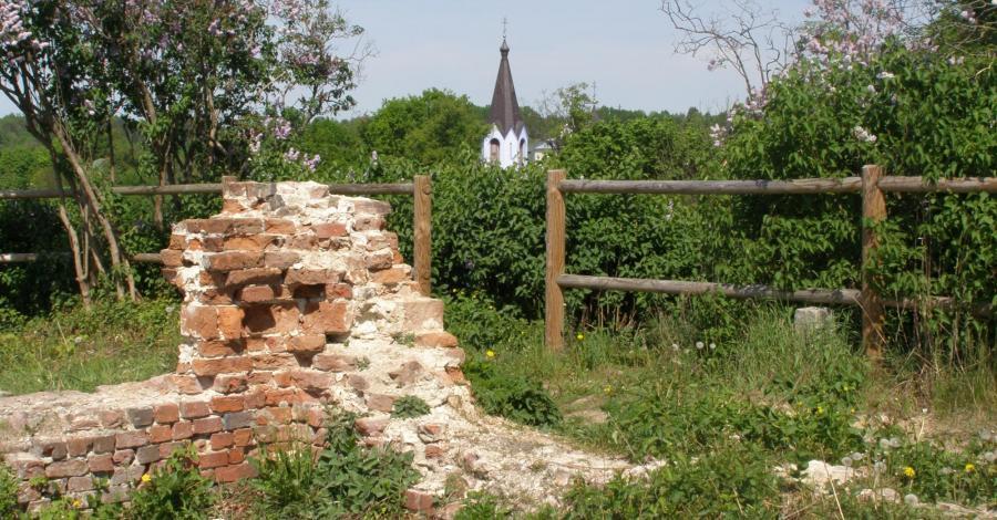 Góra Zamkowa w Mielniku - zdjęcie