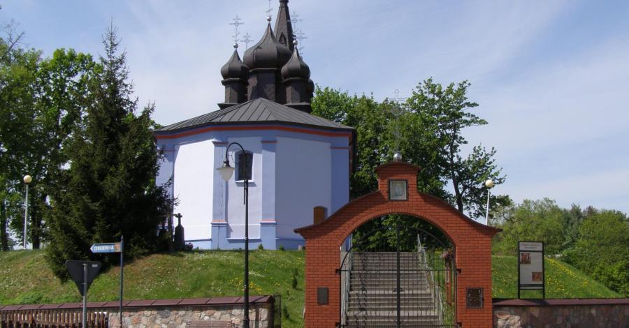Cerkiew w Mielniku - zdjęcie