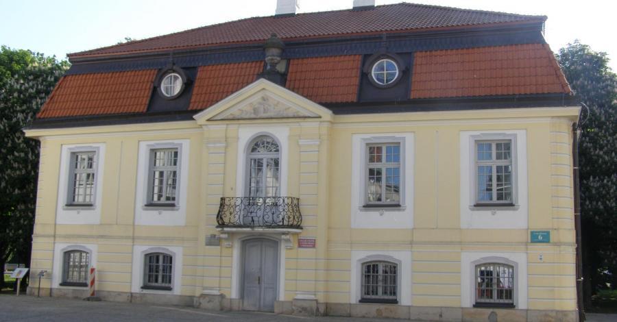 Pałacyk gościnny Branickich w Białymstoku - zdjęcie
