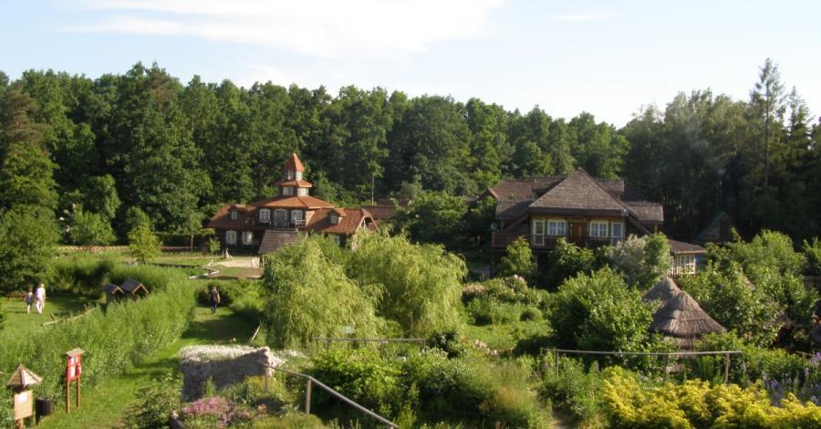 Ziołowy Zakątek w Korycinach - zdjęcie