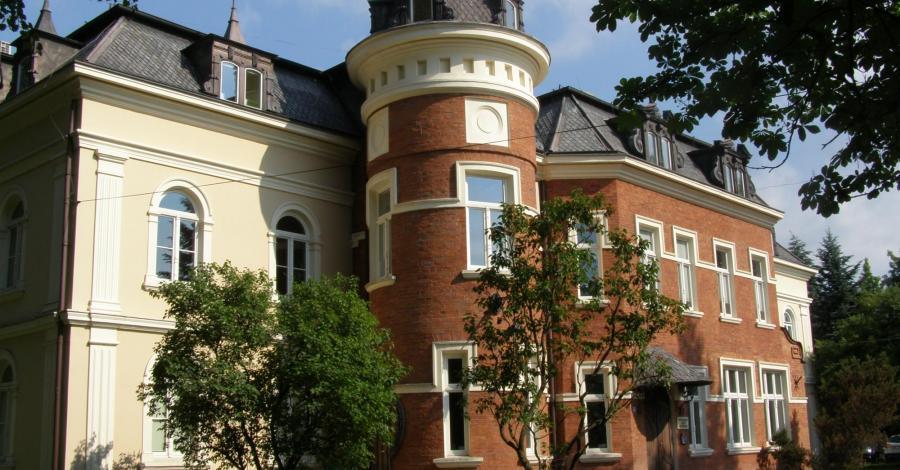 Pałac Hasbacha w Białymstoku - zdjęcie
