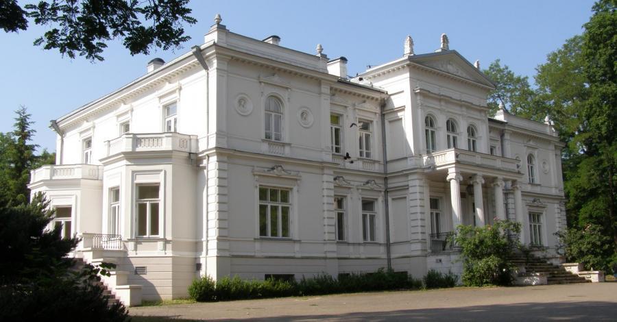 Pałac Lubomirskich w Białymstoku - zdjęcie