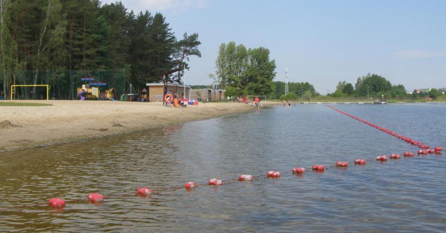 Plaża miejska i Ośrodek Sportów Wodnych Dojlidy w Białymstoku - zdjęcie
