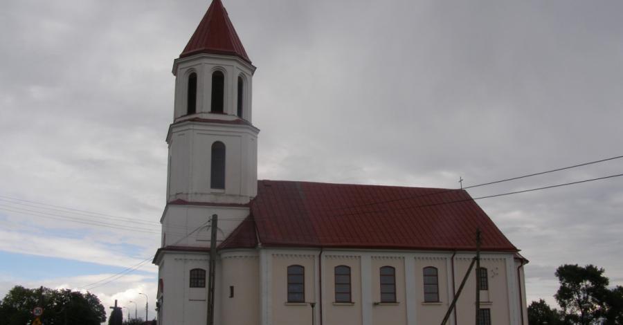 Kościół Bożego Ciała w Surażu - zdjęcie