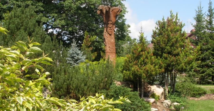Park edukacji przyrodniczo-leśnej w Gruszkach - zdjęcie