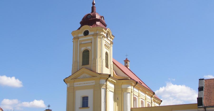 Kościół Św. Jana Chrzciciela i Św. Szczepana w Choroszczy - zdjęcie