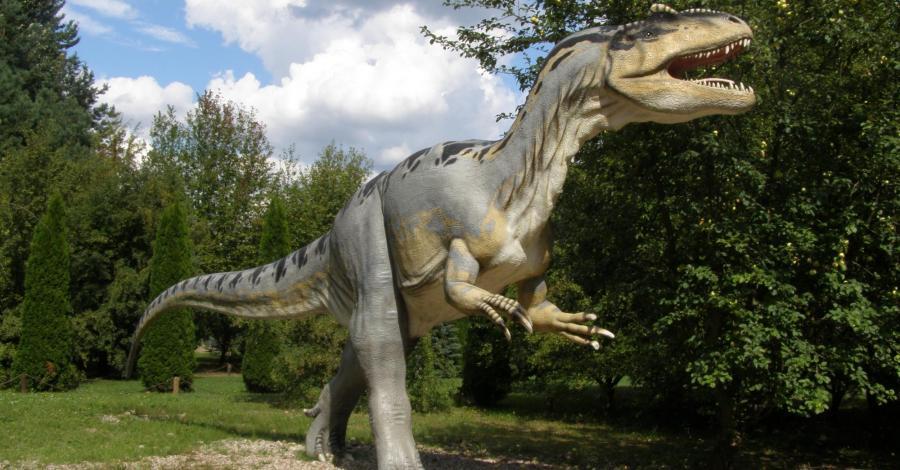 Jurajski Park Dinozaurów w Wasilkowie - zdjęcie