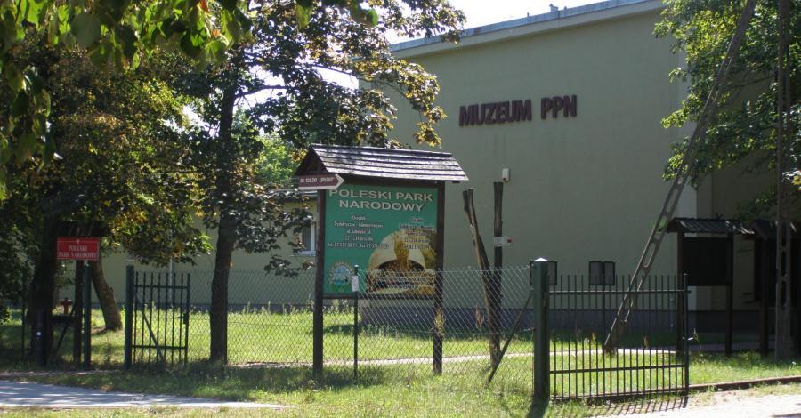 Muzeum Poleskiego Parku Narodowego w Starym Załuczu - zdjęcie