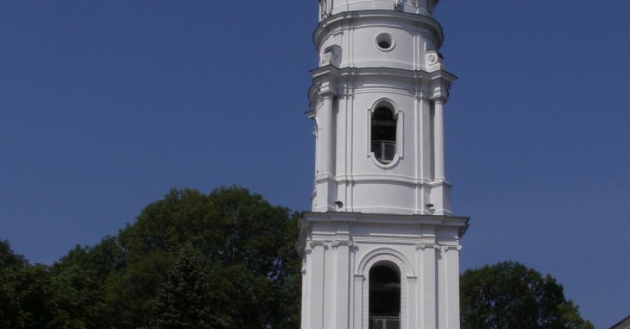 Dzwonnica w Chełmie - zdjęcie