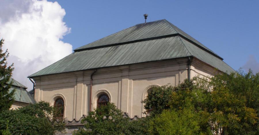 Synagoga we Włodawie - zdjęcie