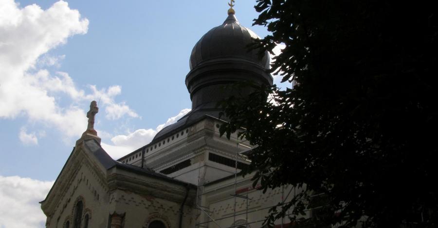 Cerkiew Narodzenia NMP we Włodawie - zdjęcie