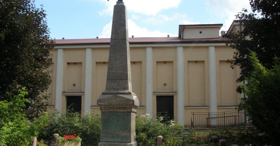 Pomnik Kościuszki we Włodawie - zdjęcie