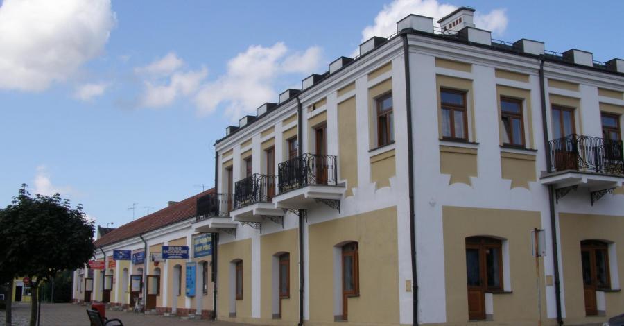 Czworobok we Włodawie - zdjęcie