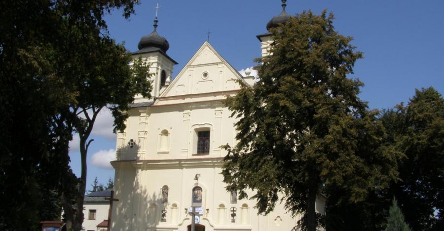 Kościół Św. Jana Jałmużnika w Orchówku - zdjęcie