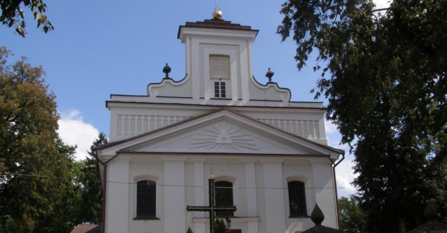 Kościół Trójcy Świętej w Sosnowicy - zdjęcie