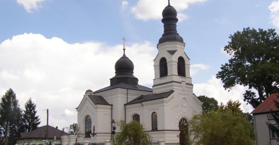 Cerkiew Św. Piotra i Pawła w Sosnowicy - zdjęcie