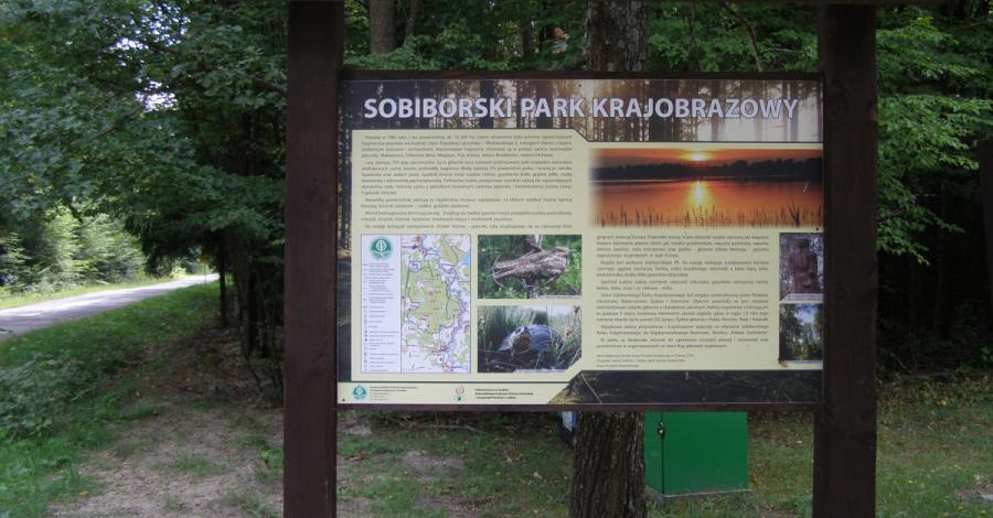 Sobiborski Park Krajobrazowy - zdjęcie