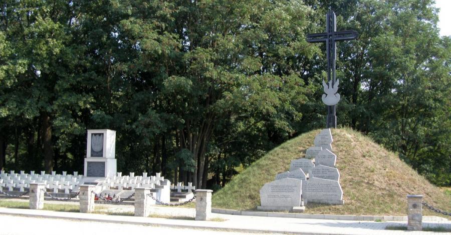 Pomnik KOP w Wytycznie - zdjęcie