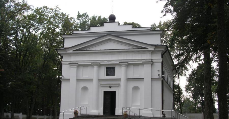 Sanktuarium Błogosławionych Męczenników Podlaskich w Pratulinie - zdjęcie