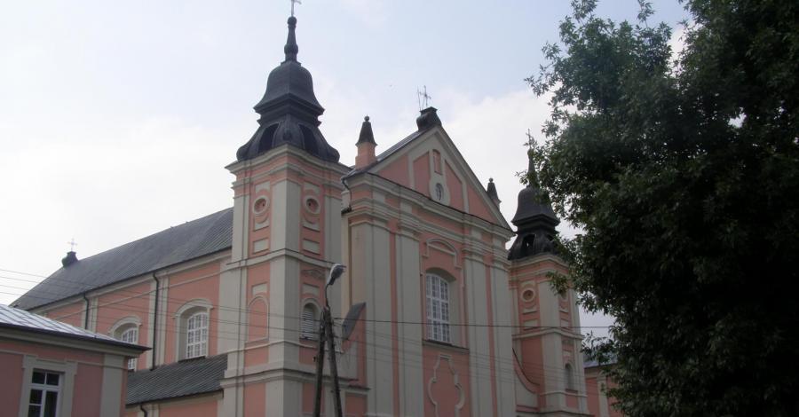 Kościół Świętej Trójcy w Janowie Podlaskim - zdjęcie