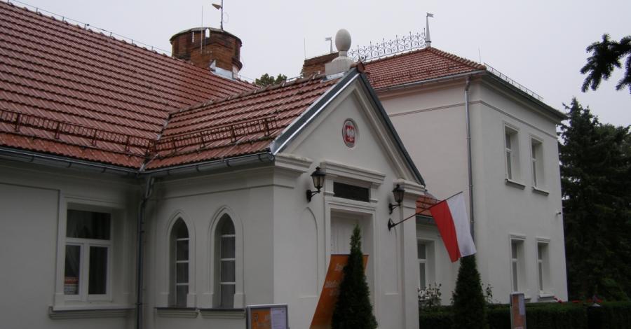 Dworek w Kurowie - zdjęcie