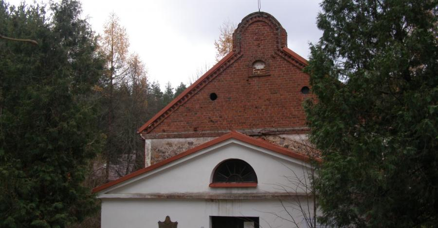 Kaplica Św. Anny w Królowym Moście - zdjęcie