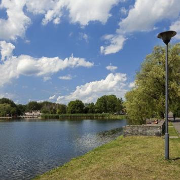 Park Skałka w Świętochłowicach