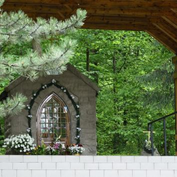 Kaplica MB Koziańskiej w Kozach