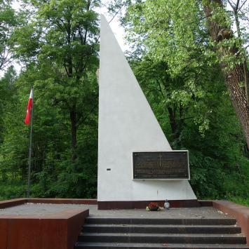 Pomnik Partyzantów w Żabnicy