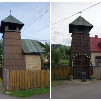 Dzwonnica loretańska w Żabnicy