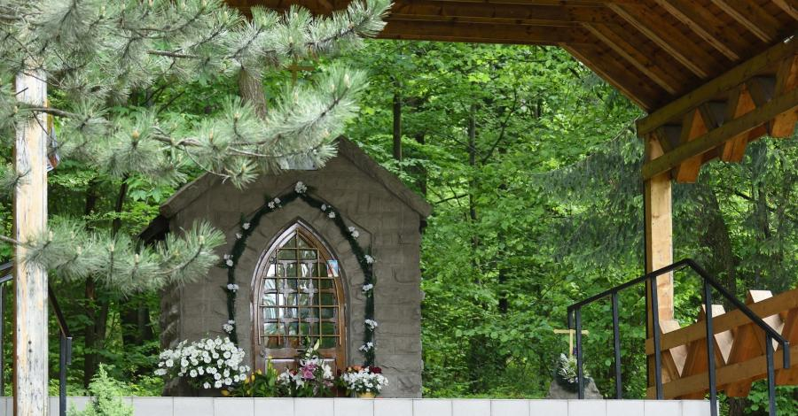 Kaplica MB Koziańskiej w Kozach - zdjęcie
