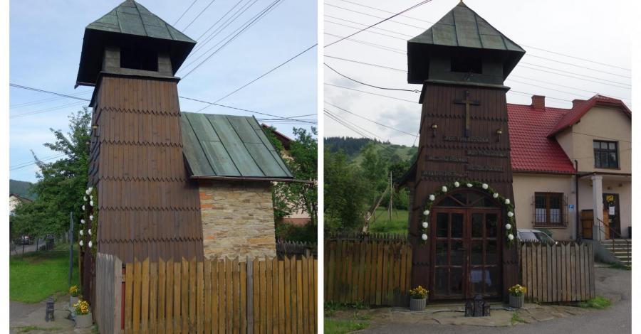 Dzwonnica loretańska w Żabnicy - zdjęcie