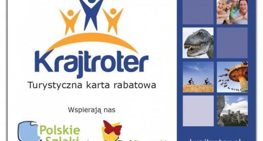 Dinolandia w Inwałdzie Partnerem Karty Krajtroter - zdjęcie