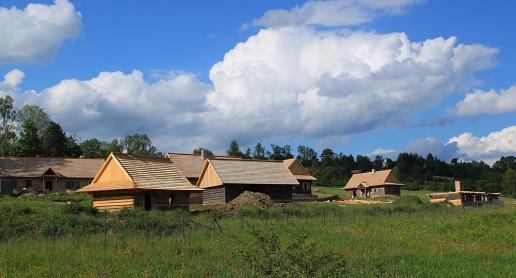 Otwarcie Parku Etnograficznego Ziemi Żywieckiej w Ślemieniu - zdjęcie