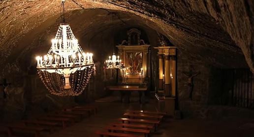 Bochnia z najstarszą kopalnią soli w Polsce! - zdjęcie