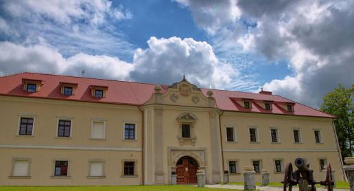 Zamek w Starych Tarnowicach - zdjęcie