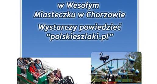 Polskie Szlaki w Śląskim Wesołym Miasteczku - zdjęcie