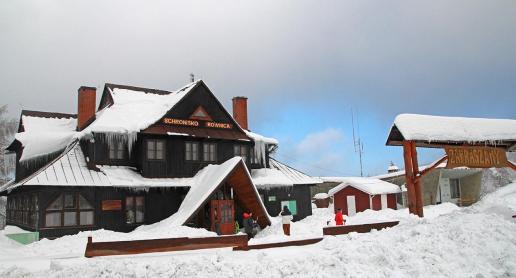 Beskid Śląski zimą - zdjęcie